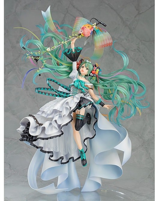 Hatsune Miku: Memorial Dress