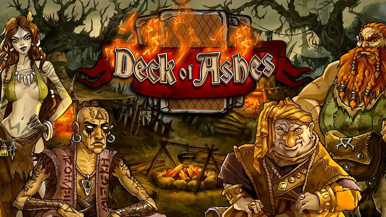 deck of ashes review