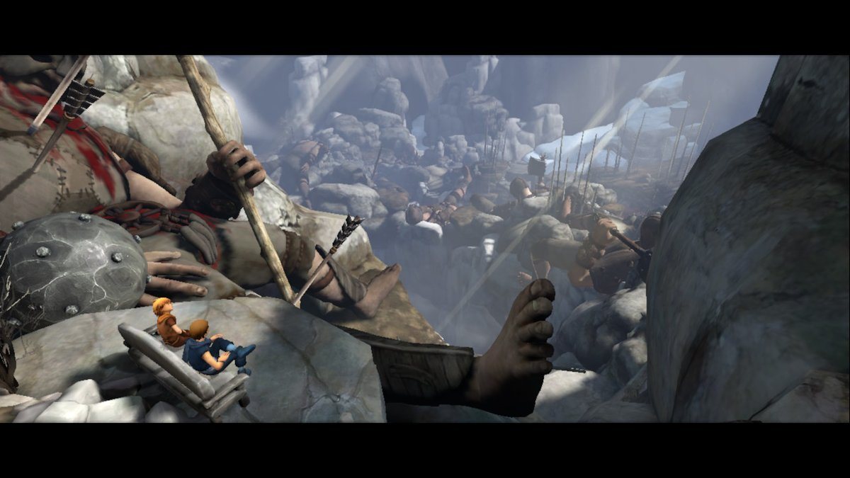 brothers a tale of two sons cooperativo
