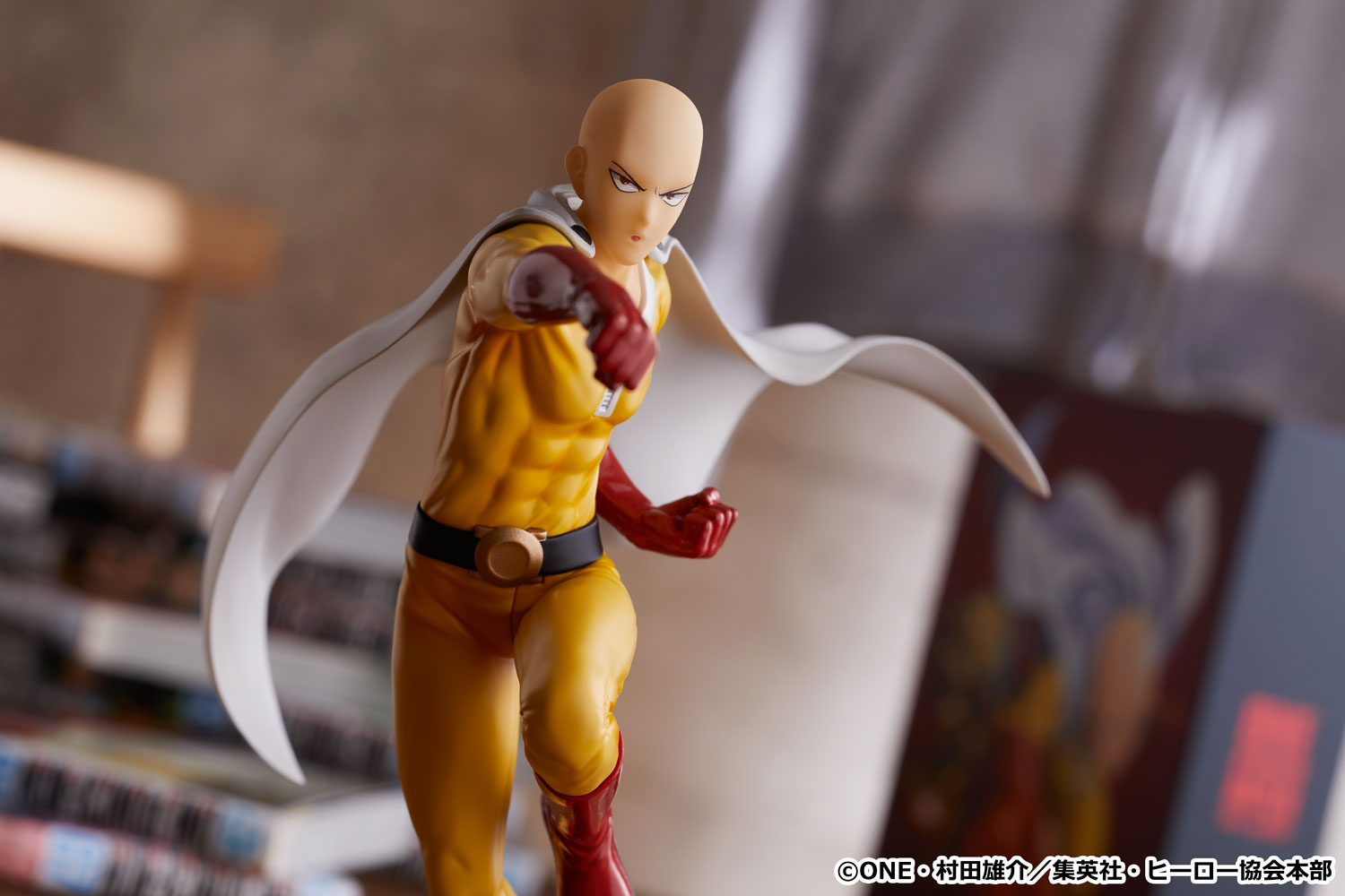 one punch man characters