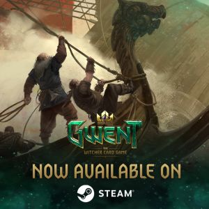 The Steam release of GWENT